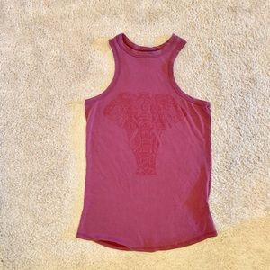 Evolution and Creation Active Small tank top